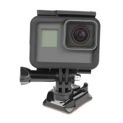 Support de boucle à dégagement rapide avec rotation à 360 degrés pour GoPro