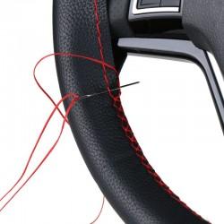 Cubierta volante DIY con aguja y hilo