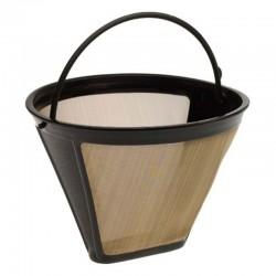 Waschbarer wiederverwendbarer permanenter kaffeefilter