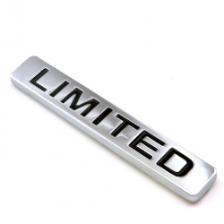 Limited metal emblem badge car sticker