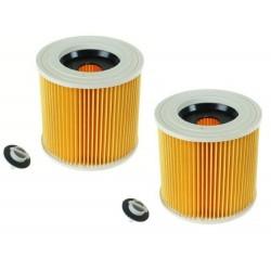 Filtre sostitutif pour aspirateur Karcher