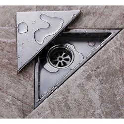 Scarico pavimento per doccia triangolo 232 * 117mm