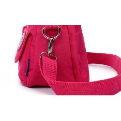 Nylon shoulder crossbody bag waterproof