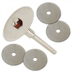 5 * 22mm wood cutting disc rotary tool blade