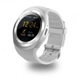 Bluetooth Y1 inteligentny zegarek smart watch zgodny z Android