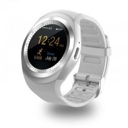 Smartwatch compatible con Android Bluetooth Y1