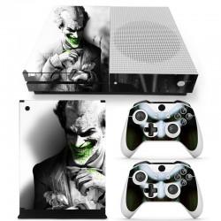 Adhesivos de vinil con joker para Xbox One Slim