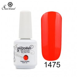 Esmalte para uñas de gel UV LED 8ml