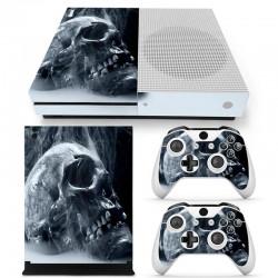 Xbox One Slim S Konsola & Kontroler ochronna winylowa naklejka