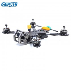 Dron elegante GEPRC GEP KHX5 230mm RC FPV Racing F4 5.8G 48CH PNP/BNF - PNP