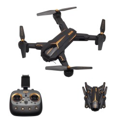 Drone avec camera VISUO XS812 GPS 5G WiFi FPV HD Quadcopter RTF 2.0MP - 5.0MP