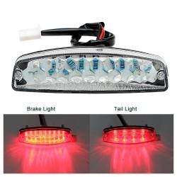 Motocyklowe tylne światło stopu LED