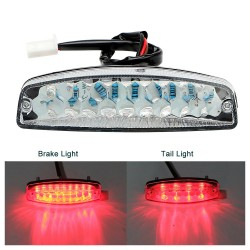 Motorcycle tail rear brake light LED