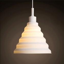 Lampadario pendente di silicone E27