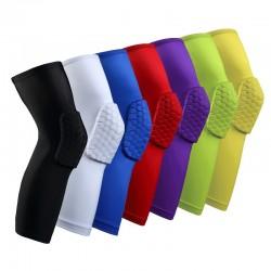 Sportowe ochronne podkładki podłokietniki nakolanniki rękawy