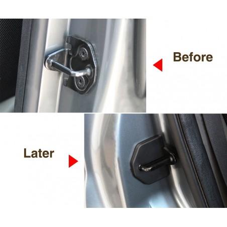 Protecciòn para bloque auto para Ford Focus 2 2005-2013 4 pcs