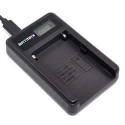 NP-F960 NP-F970 NP F930 bateria LCD ładowarka dla SONY