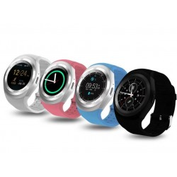 Bluetooth Y1 smartwatch met gsm Android compatible