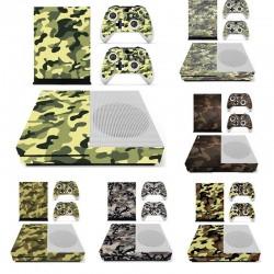 Adesivi decorativi camouflage per Xbox One S Console