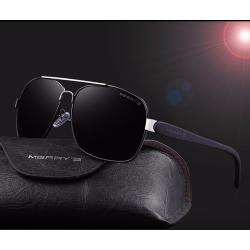 Gafas de sol de espejo polarizados
