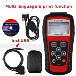 Car Code Reader MS509 OBDII OBD OBD2 Scanner Diagnostic Tool