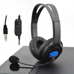 Playstation 4 PS4 PC Gaming Headset mit Mikrofon