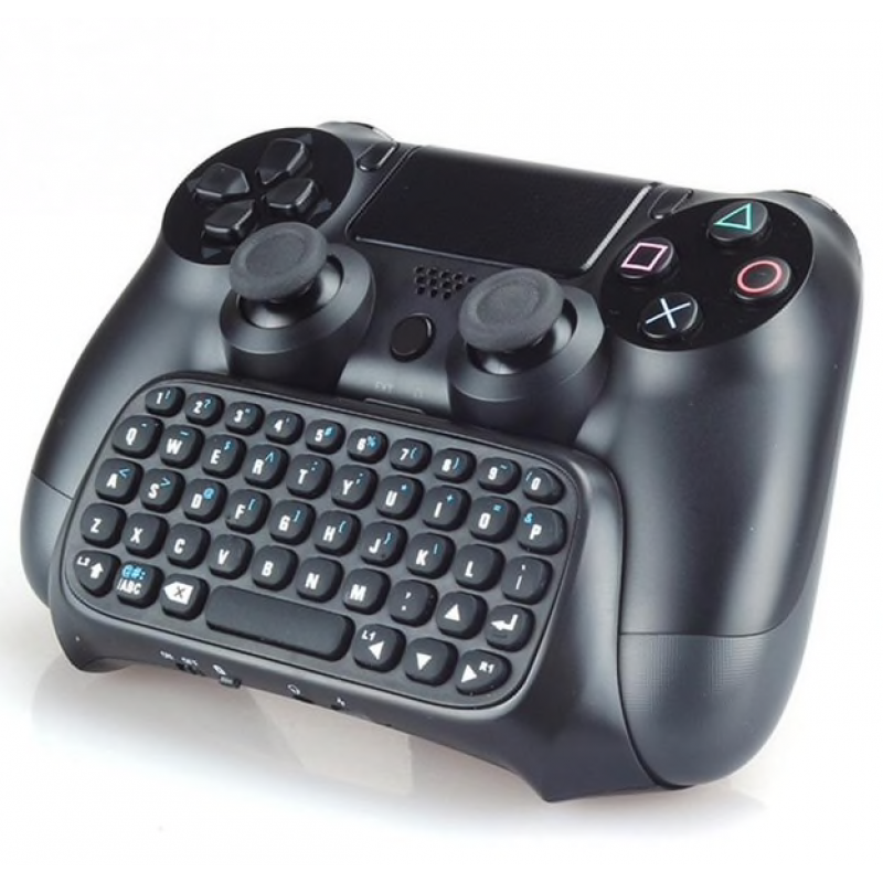 Playstation 4 Controller Bluetooth Wireless Keyboard