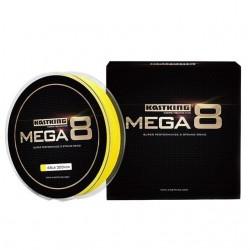 Mega8 super mocna 274M 8 kręconych splotów PE pleciona żyłka wędkarska wielowłókienkowa