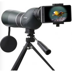 IPRee 15-45X60S Jednooczny Teleskop HD Obiektyw Z Zoomem Optycznym