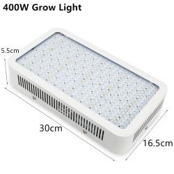 Làmpara para plantas Full Spectrum 1600W LED UVIR AC85265V SMD5730