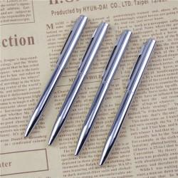 Metalowy mini obrotowy długopis