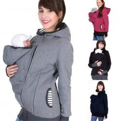 Sudadera canguro con bolso para bebè