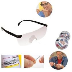 Wzierne okulary powiększające lupa 160 powiększenia