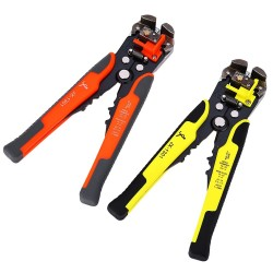 Multifunctional cable wire crimping stripping plier