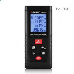 Laser distance range finder meter 40M - 60M - 80M - 100M