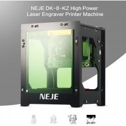 NEJE DK-8 KZ 1500mW USB laser graveermachine upgraded