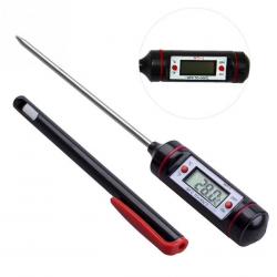 Termometro de cocina de acero inox