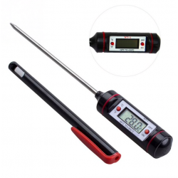 Thermomètre de cuisine d'acier inox