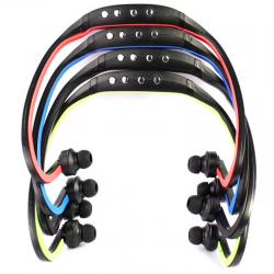 Sportowe bezprzewodowe słuchawki zestaw słuchawkowy