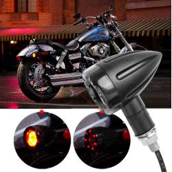 Luces de señal de direcciòn para moto LED 2 pcs