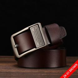 Cintura de cuero genuino