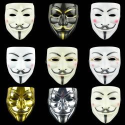 V jak Vendetta party halloween maska na twarz