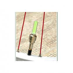 LED fietswiel ventiel licht 2 suks