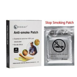 Mini healthy stop smoking nicotine patch 30 pcs