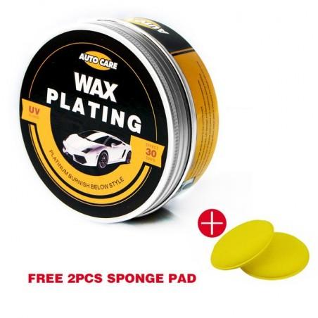 3M Kristalline Premium-Auto Polieren Wax Incl Schwämme*
