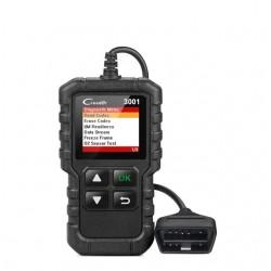 X431- 3001 códigos OBD2 OBDII completos de lectura - escaneo de diagnóstico del automóvil