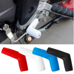 Motorcycle gear lever shift lever protective rubber