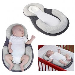 Cuscino materasso per neonati anti roll