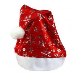 Świąteczna czapka Świętego Mikołaja