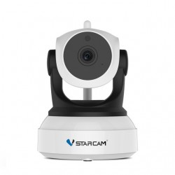 Camera de sècuritè nocturne pour bèbès HD IP CCTV wireless wi-fi